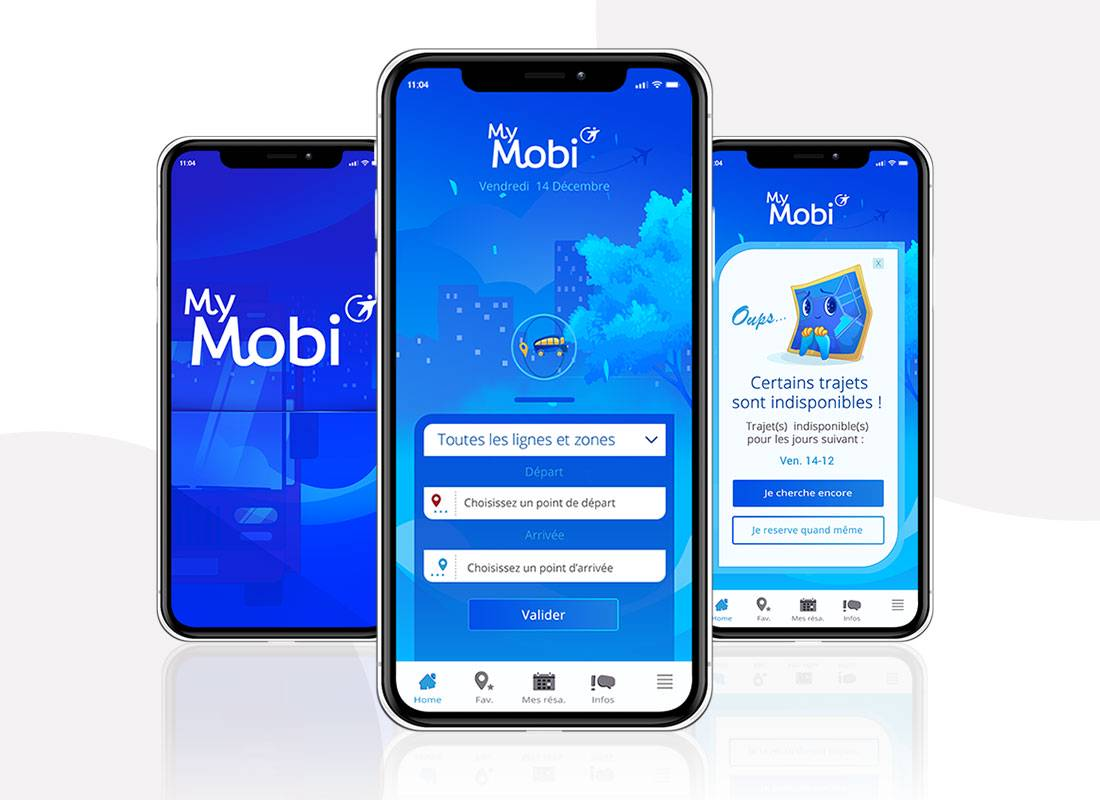 UI UX design application
