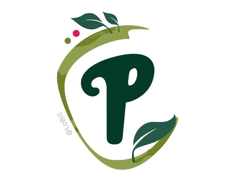 Pépinière de la Parade - Logotype - LoBill Design : Site web et Communication digitale imprimée